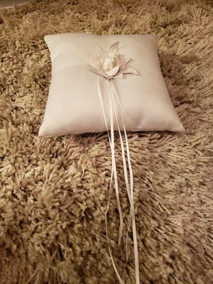 Wedding ring bearer pillow. Pls check my other items! for Sale in Alexandria, VA