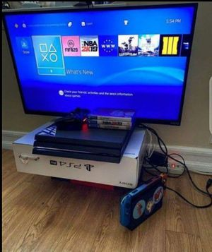 Ps4 pro for Sale in Scotchtown, NY