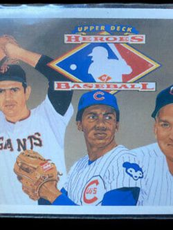 Baseball Heroes Card Set + More for Sale in Delray Beach,  FL