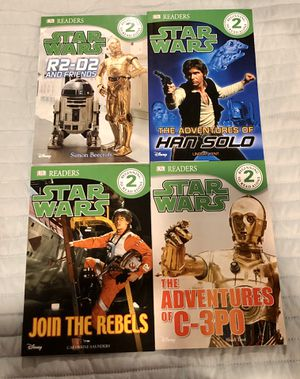 Star Wars Books for Sale in Chantilly, VA