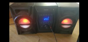 100W Bluetooth/Aux/CD Speaker system for Sale in Lockeford, CA