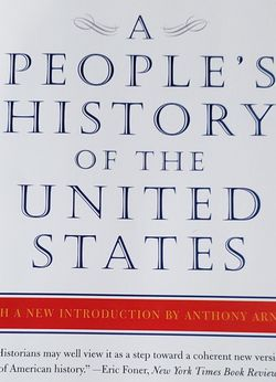 """""""A People's History,"""" Howard Zinn for Sale in Los Angeles,  CA"""