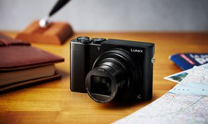 PANASONIC LUMIX ZS100 4K Digital Camera for Sale in Tampa, FL