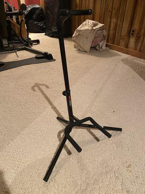 Fret Rest Adjustable Height Guitar Stand for Sale in Sterling, VA