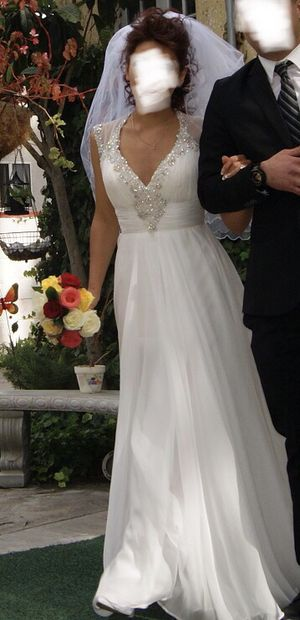 Wedding Dress, beautiful, high quality, fits perfectly for Sale in Pasadena, CA
