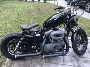 Harley Davidson 2009. 1200 Nightster Custom for Sale in Lake Ridge, VA