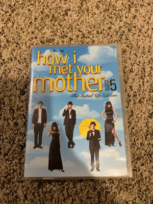 How I met your Mother season 5 for Sale in Glendale, AZ