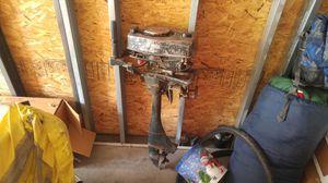 2 stroke 8hp trolling motor for Sale in Longmont, CO
