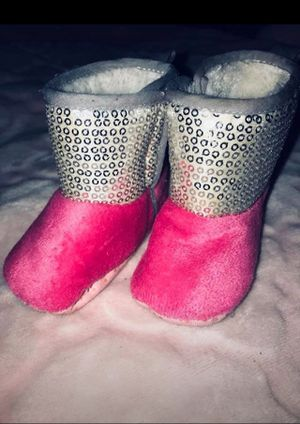 Baby Girl Boots for Sale in Saginaw, MI