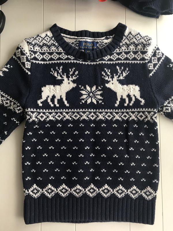 Ralph Lauren sweater, 3T