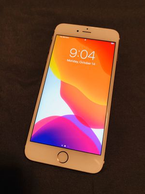 Apple iPhone 6s Plus 32GB Smartphone Rose Gold Unlocked Pristinecondition for Sale in Phoenix, AZ