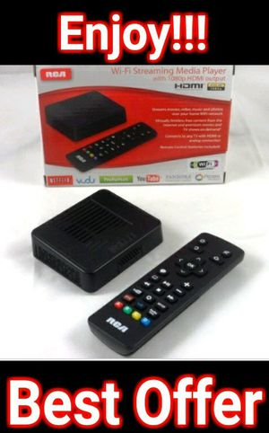 Rca streaming box for Sale in Pomona, CA
