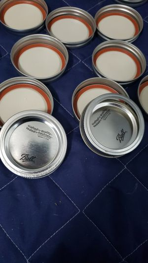 31 Mason jar lids for Sale in Virginia Beach, VA
