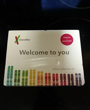 23 and me dna kit for Sale in Corona, CA