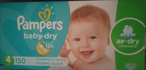 PAMPERS BABY DRY for Sale in Moreno Valley, CA