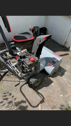 Craftsman snow blower for Sale in Newark, NJ