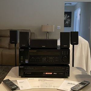 Sony Surround Sound System for Sale in West Palm Beach, FL