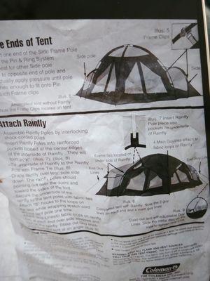 3 room tent for Sale in Burbank, IL