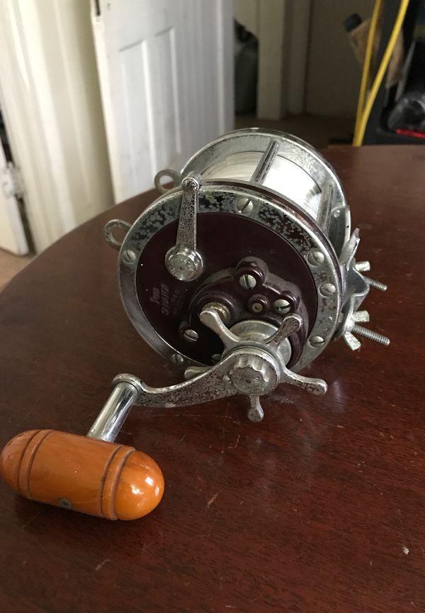 penn senator 114-H Deep-sea fishing reel