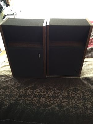 Bose speakers to pair excellent condition for Sale in Fort Pierce, FL