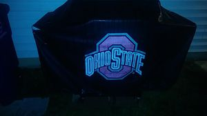 Xl. Ohio state grill cover for Sale in Columbus, OH