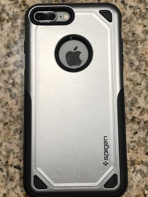 """Hybrid Armor Dual Layer Tough Case Duty Defender Shockproof Protector for iPhone8plus, 7plus $5 each FIRM (phone not included) """" ATTENTION CLICK TH for Sale in South Gate, CA"""