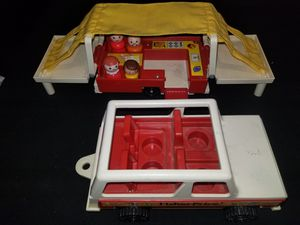 1970s fisher price truck with pop up camper for Sale in Las Vegas, NV