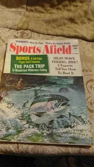 Sports Afield Magazine 1969 for Sale in Everett, WA