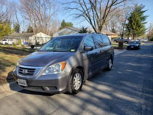 2009 Honda Odyssey EX-L with DVD for Sale in Gaithersburg, MD