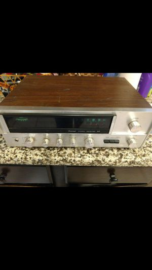 Sansui stereo amp receiver vintage works good for Sale in Glendale, AZ