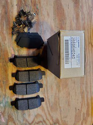 OEM Subaru break pad set rear. PN 26696AE040 for Sale in Chicago, IL