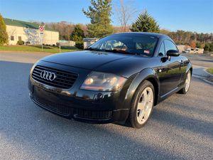 2001 AUDI TT for Sale in Fredericksburg, VA