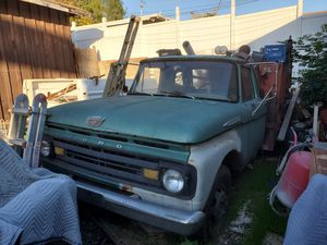 1962 f350 service truck for Sale in Spring Valley, CA