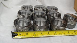 Magnetic Spice Jars for Sale in Burleson, TX