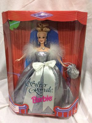 Barbie Special Edition Silver Royals Doll for Sale in Garden Grove, CA