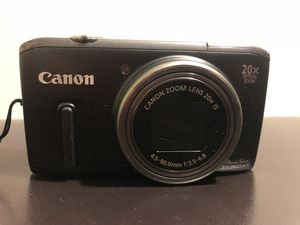 Canon Power Shot SX260 HS Camera for Sale in Queens, NY