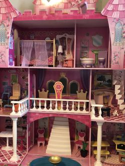 KidKraft Doll House & Furniture for Sale in Morgan Hill,  CA
