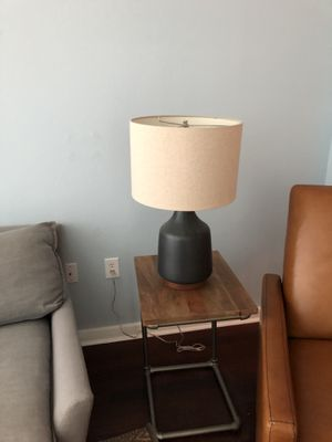 West Elm end table for Sale in Tampa, FL