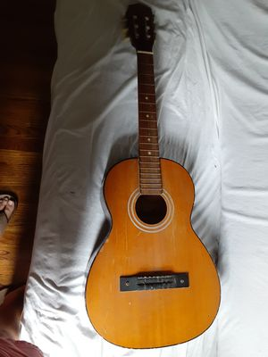 Acoustic vintage guitar for Sale in Mechanicsburg, PA