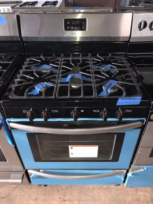 Gas stove stainless steel 6 months warranty for Sale in Baltimore, MD