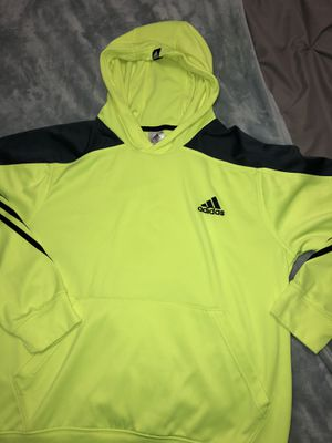 Men's size large adidas hoodie for Sale in Gresham, OR