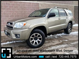 2008 Toyota 4Runner Sr5 4Wd - Clean Colorado History for Sale in Denver,  CO