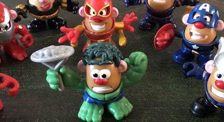 Mr. Potato Head Marvel Super Heroes for Sale in Philadelphia,  PA