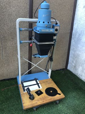 Beseler 4x5 B&W Motorized 45MCRX Enlarger With Condenser Head for Sale in Burbank, CA