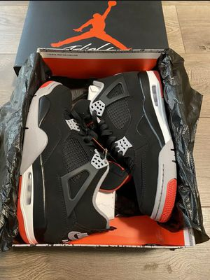 Jordan Bred 4s (Shipping) for Sale in Chevy Chase, MD