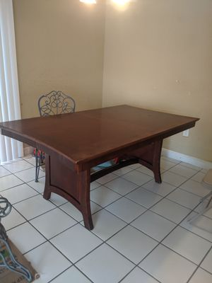 Real Wood Table for Sale in Miami, FL