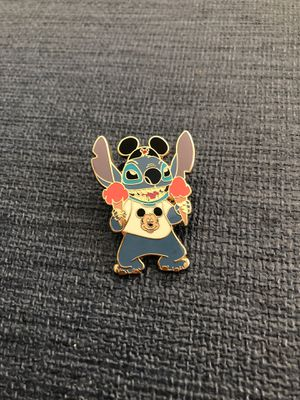 Disney Parks Tourist Stitch with Ice Cream Cones Pin 62634 for Sale in Riverside, CA
