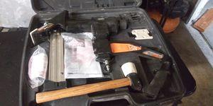 3 in 1 hardwood nail gun for Sale in Antioch, CA