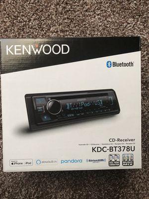 Kenwood Radio New for Sale in Kennewick, WA