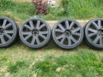 """Tezzen 22"""" Rims 5x114.3 Lug Pattern for Sale in Ontario,  CA"""